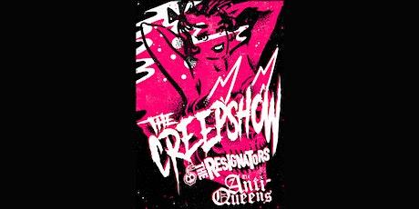 The Creepshow tickets