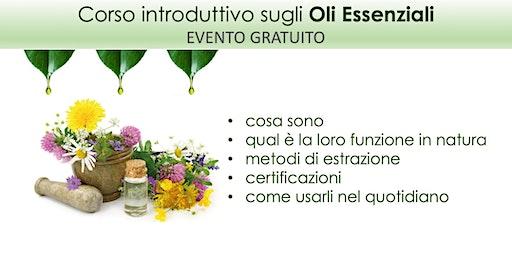 PISA - Corso introduttivo Gratuito sugli Oli Essenziali puri