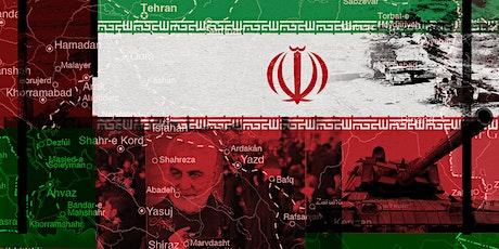 Live IQ2US Debate: The Maximum Pressure Campaign Against Iran Is Working tickets