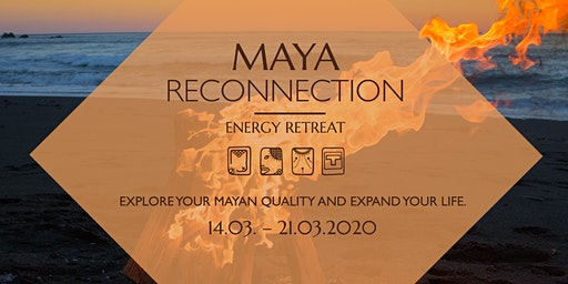 Energy Retreat: Maya Reconnection