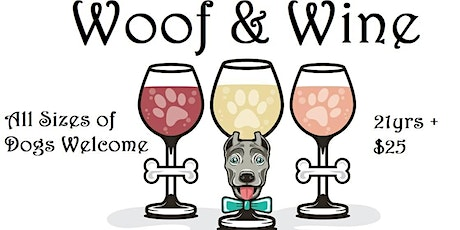 South of the Border Woof & Wine tickets