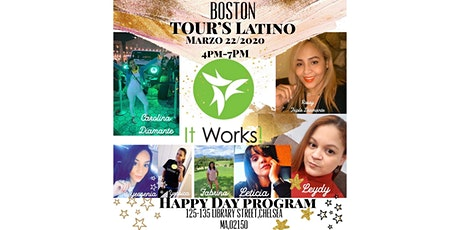 Tour's Latino IT WORKS! tickets