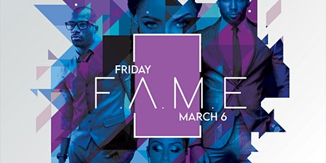 Mayor's Lounge presents FAME a First Friday PVD special event tickets