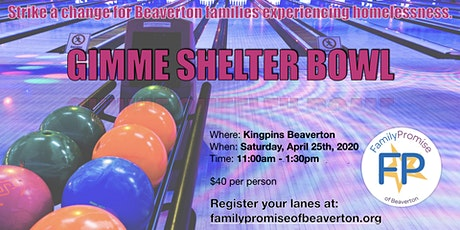 Gimme Shelter Bowl tickets