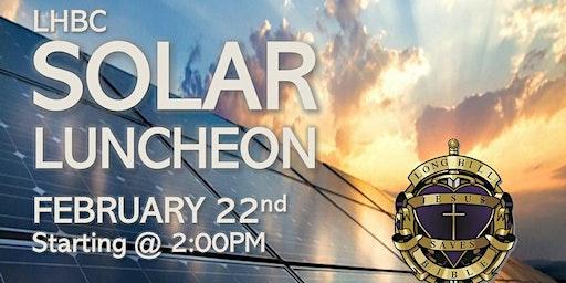 LHBC Solar Luncheon