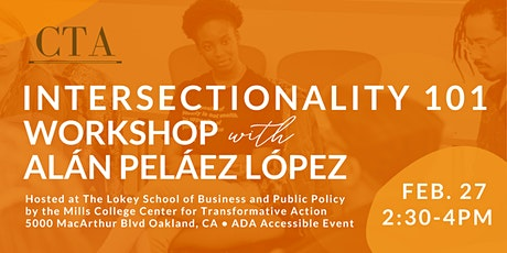 Communities Unbound: Intersectionality 101 tickets