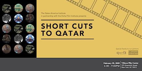 Short Cuts to Qatar tickets
