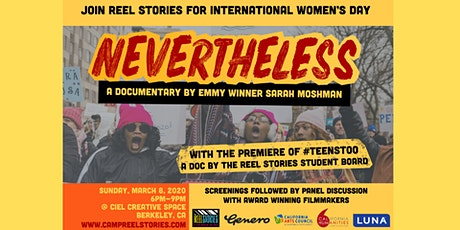 """Nevertheless"" Screening For International Women's Day 2020 tickets"
