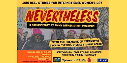 """Nevertheless"" Screening For International Women's Day 2020"