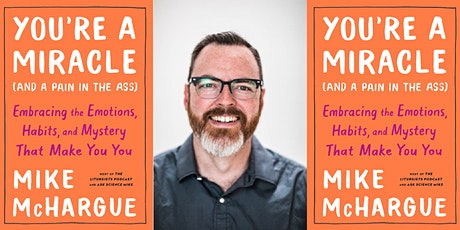 "Author event with ""Science Mike"" McHargue tickets"