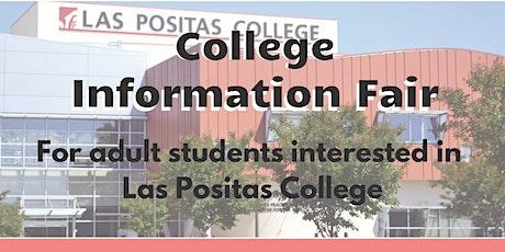 College Information Fair tickets