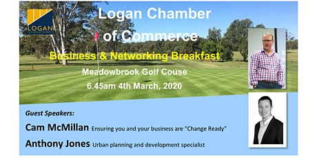 Logan Chamber Business & Networking Breakfast 2020 tickets