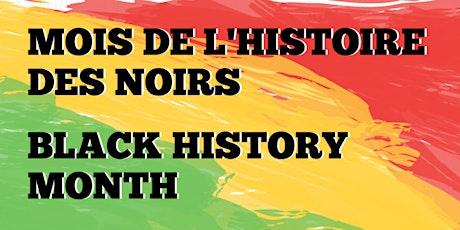 Gala du mois de l'histoire des noirs | Black History Month Gala tickets