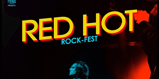 Braulio Vázquez  -  - Red Hot Rock Fest 2020