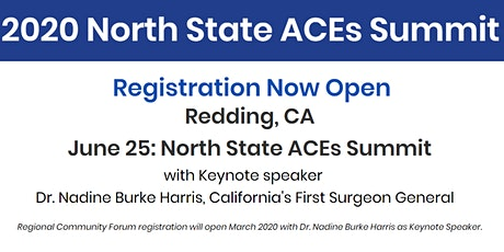 2020 North State ACEs Summit tickets