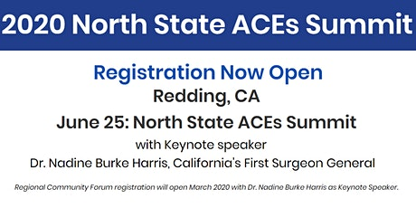 2020 North State ACEs Summit - Scholarship Application tickets