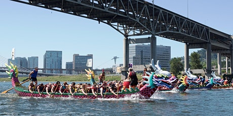 Portland Rose Festival Dragon Boat Race tickets