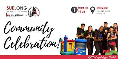 SLRG Community Celebration! tickets