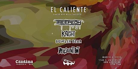 EL CALIENTE tickets