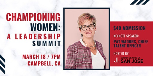 Championing Women: A Leadership Summit