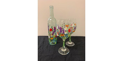 Wine Glass Painting Workshop- Buford