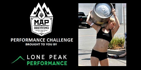 MAP Brewing Performance Challenge tickets