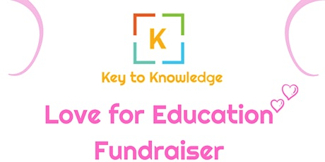 Love For Education Fundraiser tickets