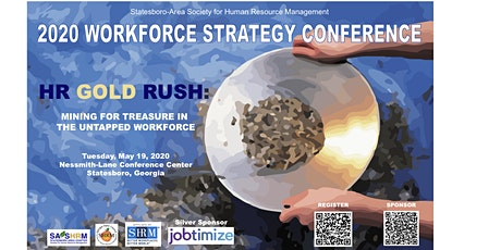 2020 Workforce Strategy Conference Sponsor/Exhibitor Portal tickets