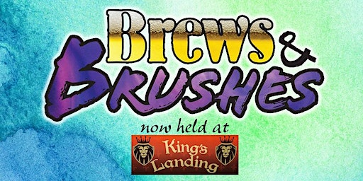 Brews and Brushes - March 2020 - Paint your Pet!