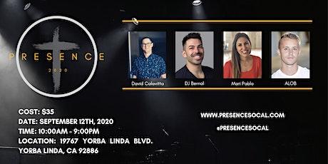 PRESENCE 2020 tickets