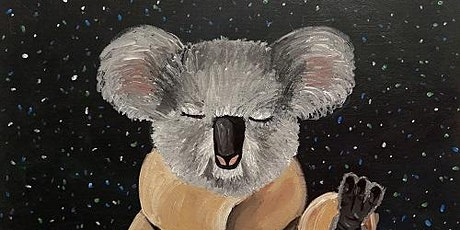 'You Will Paint for Australia' - Fun Paint and Sip Event tickets