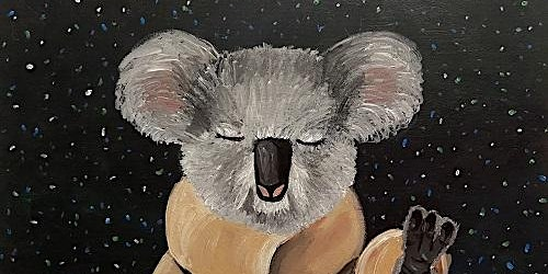'You Will Paint for Australia' - Fun Paint and Sip Event