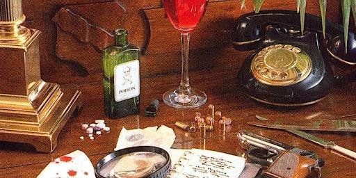 "Murder Mystery Dinner - ""When Irish Eyes are Dying"""