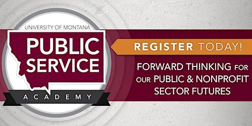 2020 Public Service Academy