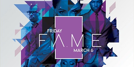 "First Friday PVD presents ""FAME"" hosted by Lateef Folarin tickets"