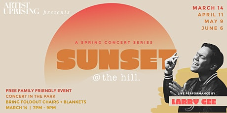 Sunset At The Hill: A Spring Concert Series tickets