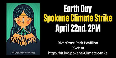 Spokane Earth Day 50 Climate Strike tickets
