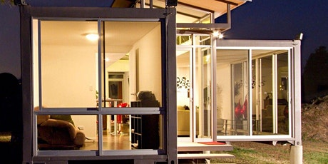 Copy of Shipping Container Dream Homes and Networking tickets