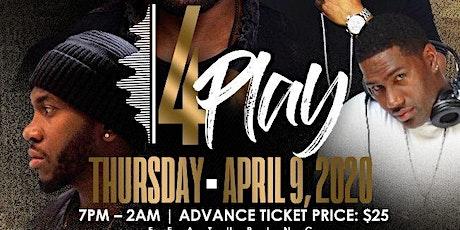 The Detroit Alphas DJ Fourplay tickets