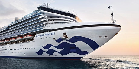 Pre-Registration for NEW Australia Sapphire Princess Sailings tickets