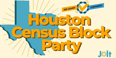 Houston Census Block Party tickets
