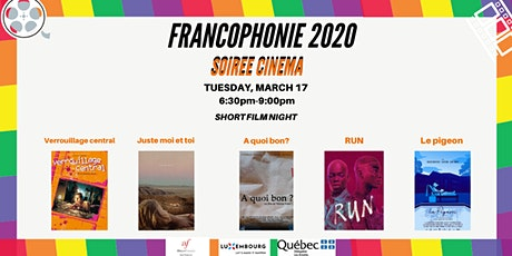 French Language Short Film Night in San Francisco tickets