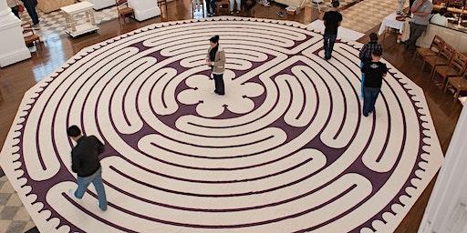 World Day of Prayer: Meditation Labyrinth and Taize Worship