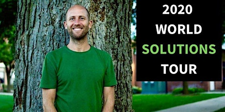 Rob Greenfield World's Solutions - the Netherlands tickets