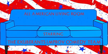 All-American Living Room @ Ripley-Grier tickets