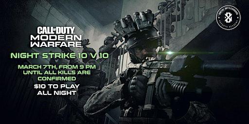 CoD:MW Night Strike 10v10