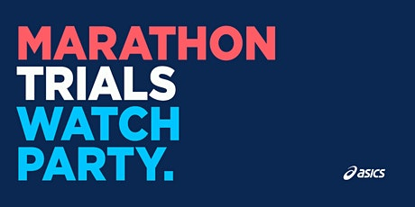 Marathon Trials Watch Party & Run with ASICS tickets