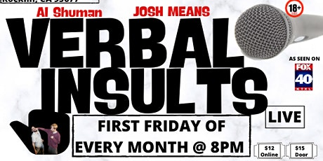 Verbal Insults: Live (March) tickets
