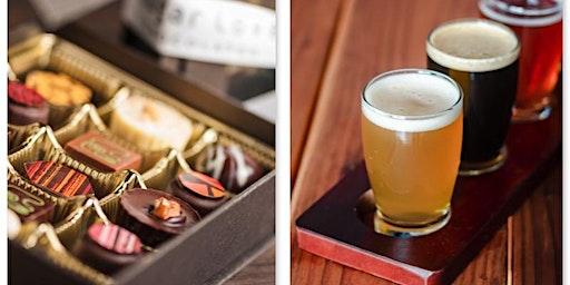 Beer and Chocolate Tasting