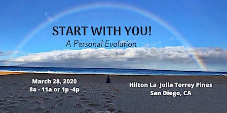 Start With You - A Personal Evolution tickets